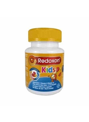 Redoxon Redoxon Çiğnenebilir 60 Kapsül Redoxon Kids Renksiz